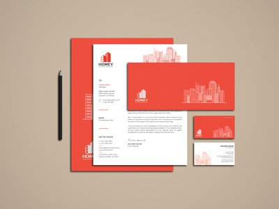 Real Estate Branding Identity