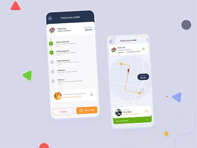 Food Tracking icon online passion work branding minimal flat clean mobile app ui ux design