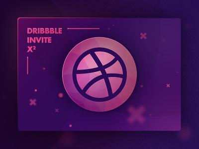 Dribbble invitation :D ui pink design draft icon graphic designer giveaway invite invivation dribbble