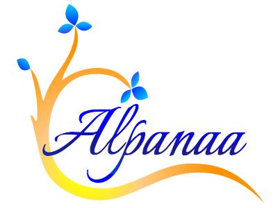 Alpanaa By Shravani Logo