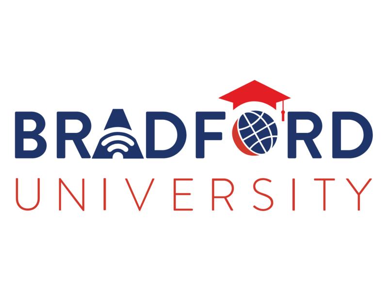 Logo Design for Bradford University university logo california university silicon valley vector design logo branding design ui  ux design illustration graphic design logo design