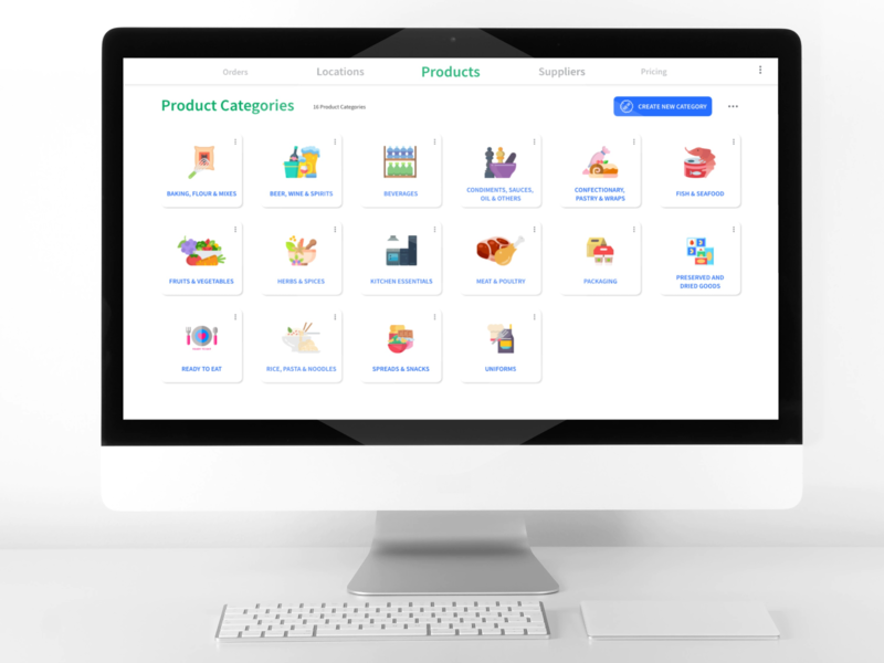 Products Category Concept product categories product page web designer web app adobe xd illustration typography ui uiux design design vector design ui  ux design web design