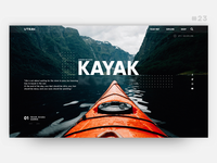 UTRAV. - Landing Page
