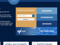 Course search & discover tool