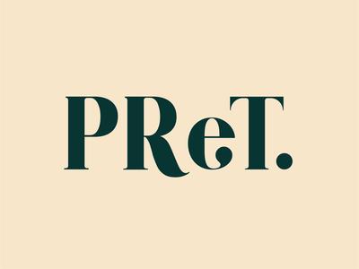 PReT. logo