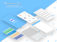 Notebook App Design