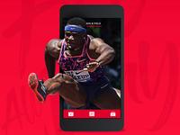 FloSports iOS Email Campaign