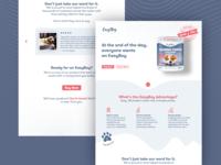 Easyboy Microsite Landing Page