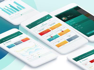 Vigie + App uiux uidesign webdesign