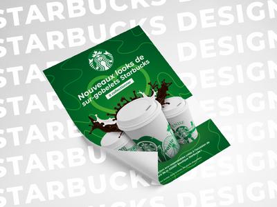 Affiche Starbucks
