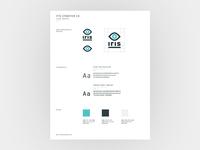 Iris Brand Guide