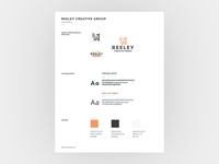 Reeley Creative Brand Guide
