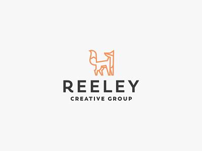 Reeley Creative Group digital marketing mark orange fox logo