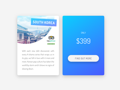 Price Hover Cards