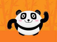 Free Panda Vector