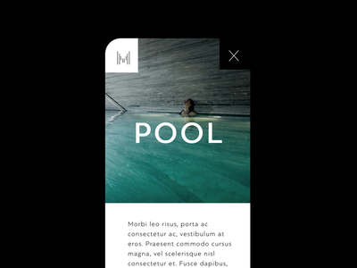 Makedonia Palace: A modal layouts design typography user interface design hotel ux ux design greece greek website design user experience design mobile ui thessaloniki fullscreen website mobile design web design simplicity minimal