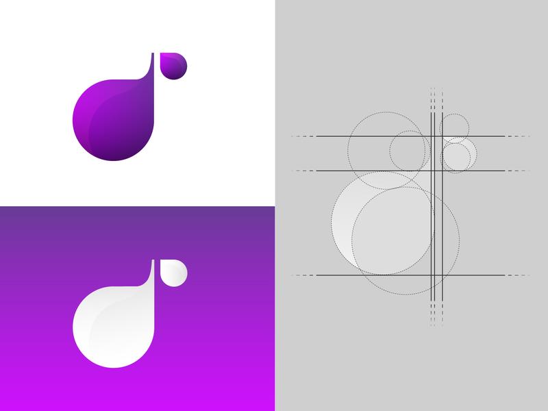 Daily logo Challenge Day 9: StreamingMusic Start-up🎶🎵 pitchlogo pitch music streaming music app logomusic musiclogo app branding logo icon ui vector illustration vector nzv design graphic design