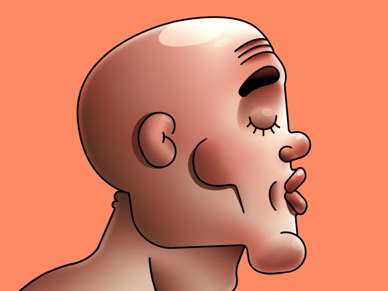 Boxing Design Exploration styleframe vector illustration cel frame-by-frame 2d design gareso