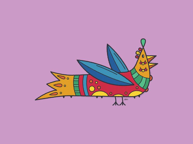 """Los Pajaritos"", The Birdies. #9 branding vector illustrator kids illustration kidlitart illustration icon design childrens illustration animation"