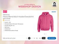 Gildan Webshop