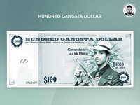 Hundred Gangsta Dollar