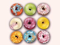 Deadly & Delicious Donuts