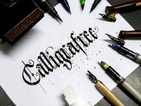 CalligraFree | Lettering