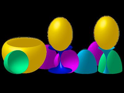 3d Revolve 3d revolve illustrator
