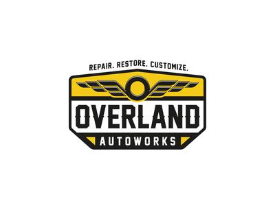 Logo Design: Overland