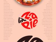 Logo Design: Za Pie