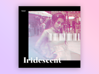 Iridescent - NN (Cover)