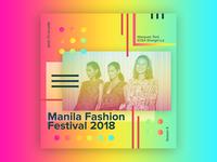 Manila Fashion Festival 2018 (Season 8 - Cover)