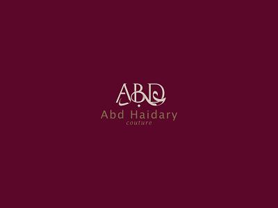 ABD Haidary Couture animation website logo ux illustration brand ui illustrator identity design branding