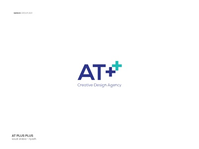 AT PLUS PLUS LOGO animation website ui illustration brand ux illustrator identity logo design branding