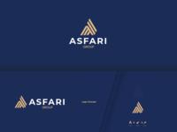 Asfari brand identity