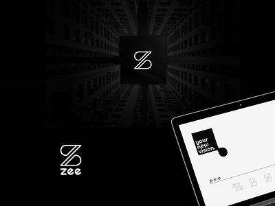Zee Company branding web type flat graphic design clean art app brand website minimal animation vector ux ui logo illustrator illustration identity design branding