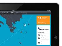 Air Navigator, iPad app concept
