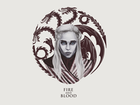 Queen Daenerys Targaryen