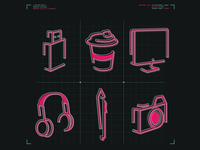 Designer Tools - Cyberpunk