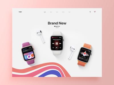 Online Smart Watch Store