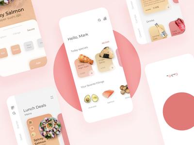 Tokyo Sushi Food app - Pt 3