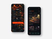 Flower Store Mobile App