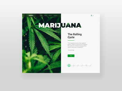 Weed Store Web