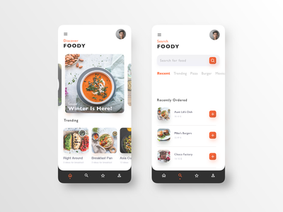 Foody - Food Delivery App
