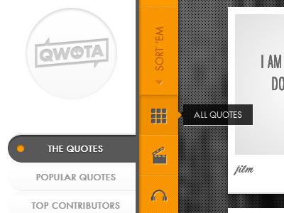 Qwota Screengrab responsive