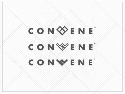 Logo Options for WeConvene logo