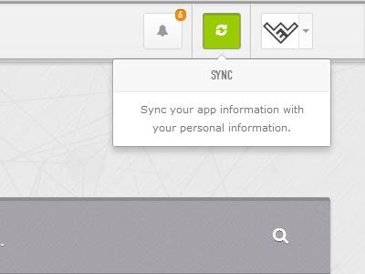 WeConvene Sync ui css3 html5