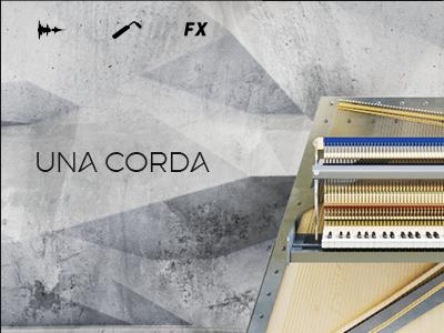 Unc Corda Piano Interface