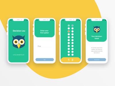 decision-making mobile app