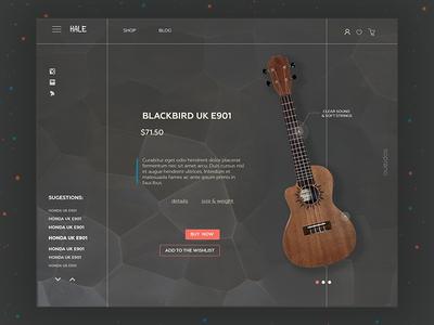 Hale ukulele store